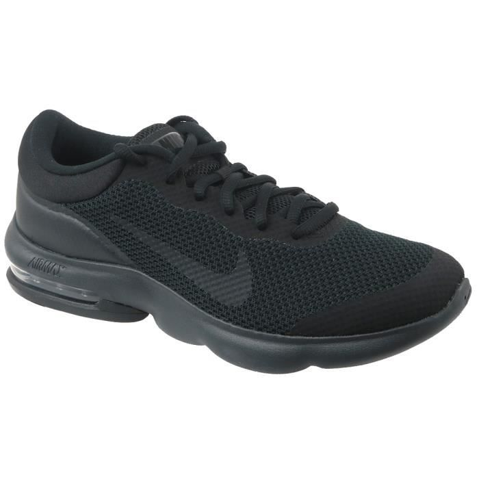 Nike Air Max Advantage 908981 002 Homme Baskets Noir
