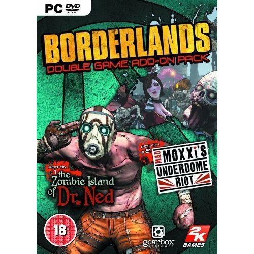 JEU PC PC - Borderlands Add-On : The Zombie Island of …