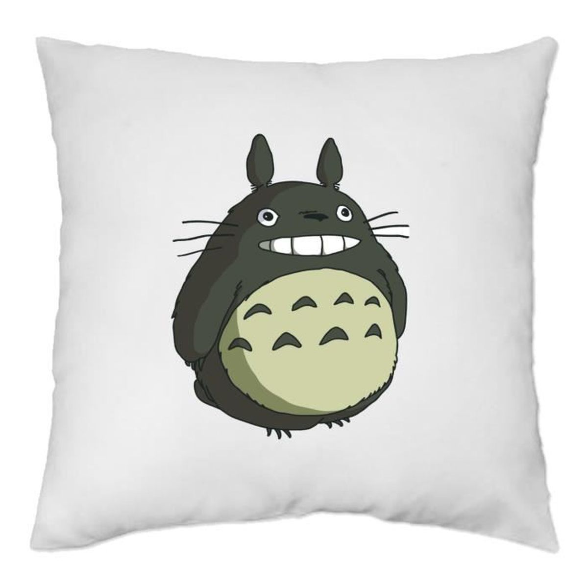 housse coussin totoro achat vente housse coussin. Black Bedroom Furniture Sets. Home Design Ideas
