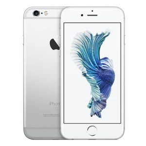 TELEPHONE PORTABLE RECONDITIONNÉ iPhone 6S 16go argent reconditionné (Garantie 1an)