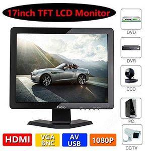 Téléviseur LCD Eyoyo 17 Pouces Moniteur LCD Panoramique1280x1024