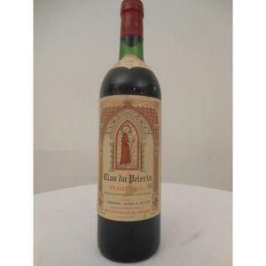 VIN ROUGE pomerol clos du pèlerin rouge 1982 - bordeaux fran