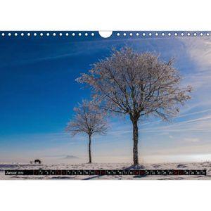 TABLEAU - TOILE CD-17727 paysage Hegau et de l'Ouest B A4