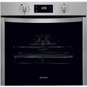 FOUR Indesit - four intégrable 71l 60cm a+ pyrolyse ino