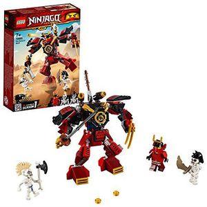 ASSEMBLAGE CONSTRUCTION LEGO® NINJAGO® Le robot samouraï Jeu de constructi