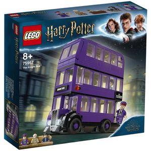 ASSEMBLAGE CONSTRUCTION LEGO® Harry Potter™ 75957 - Le Magicobus - Jeu de