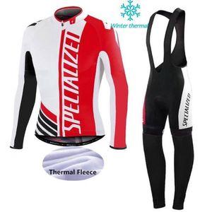 TENUE DE CYCLISME SPECIALIZED PRO Maillot de cyclisme en polaire the