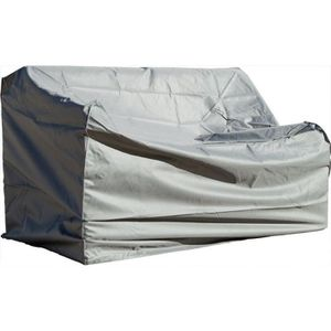 SALON DE JARDIN  Housse de protection pour canapé 225 x 90 cm  Gris