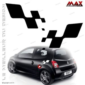 stickers renault twingo 2 achat vente pas cher. Black Bedroom Furniture Sets. Home Design Ideas