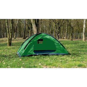 TENTE DE CAMPING Sac à dos & tente compacte 2 personnes
