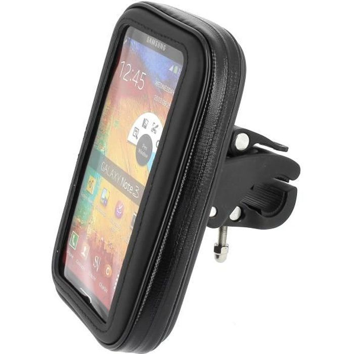Support Moto Vélo VTT Etanche GPS Pour APPLE iPhone 11 Pro - iPhone 11 - iPhone XR - iPhone XS - iPhone X