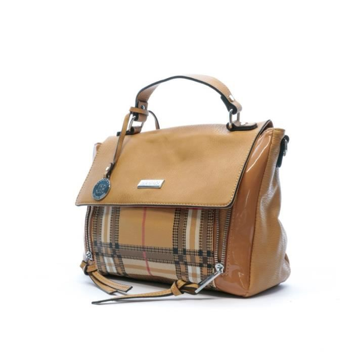 Sac camel Georges Rech femme Ollie