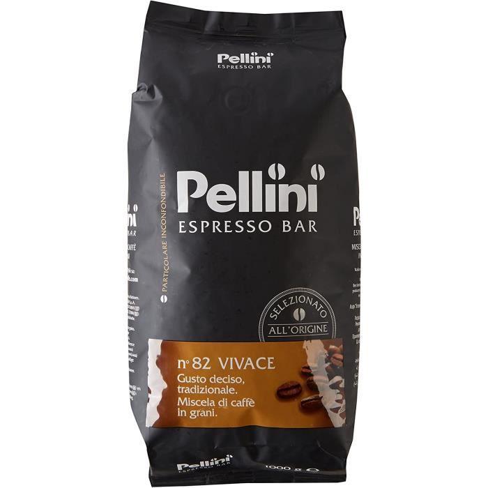 Caffè, Café en grains Pellini Espresso Bar No. 82 Vivace, 1kg