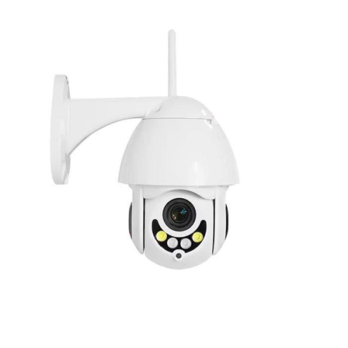 Caméra de surveillance 1080P sans fil caméra de sécurité (prise UK) KIT CAMERA DE SURVEILLANCE - PACK VIDEOSURVEILLANCE