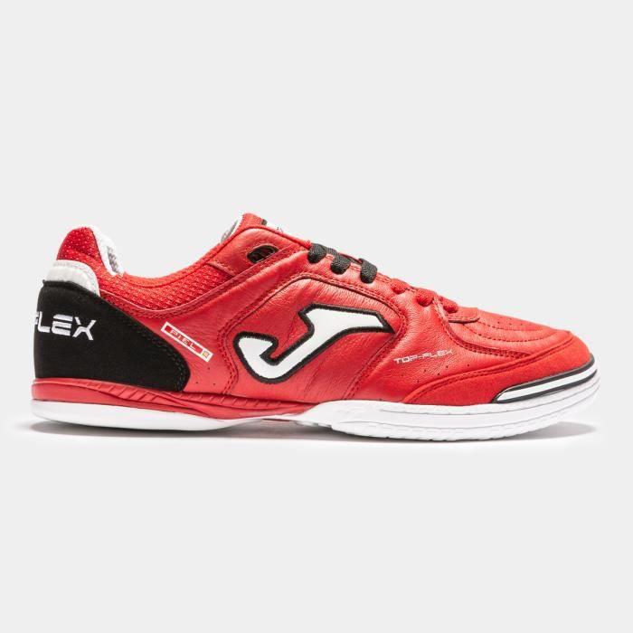 Chaussures de football Joma Top Flex Indoor 2006 - rouge/noir - 40