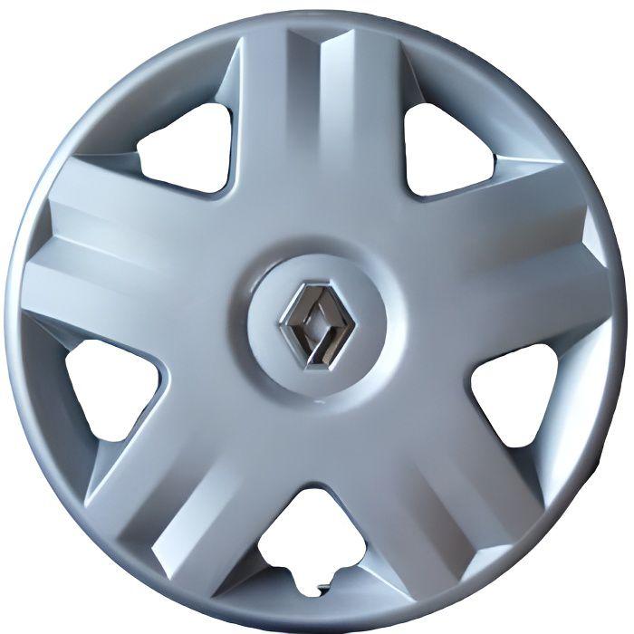 Enjoliveurs de roues RENAULT CLIO 2 14 Kit de 4 pieces
