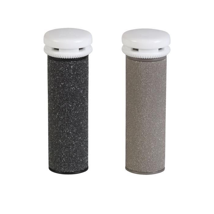 SILK'N MPWR2PEU001 Lot de 2 recharges pour râpe électrique MicroPedi Wet & Dry