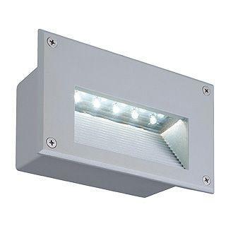 BRICK 18 LED, APPLIQUE, ENT, LED CHAUD