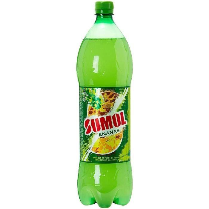 Sumol Ananas 1,5L (pack de 6)