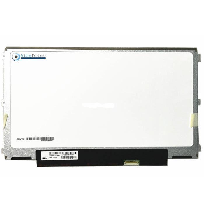 Dalle ecran 12.5- LED type HB125WX1-100 1366 X 768 avec fixation