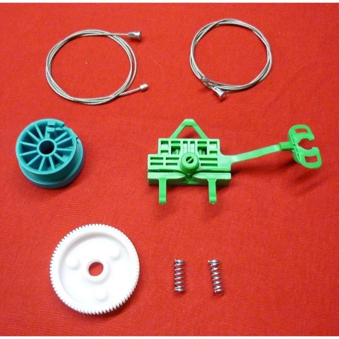 Clip de Reparation Leve Vitre pour Fiat 500 Avant Gauche 51889364