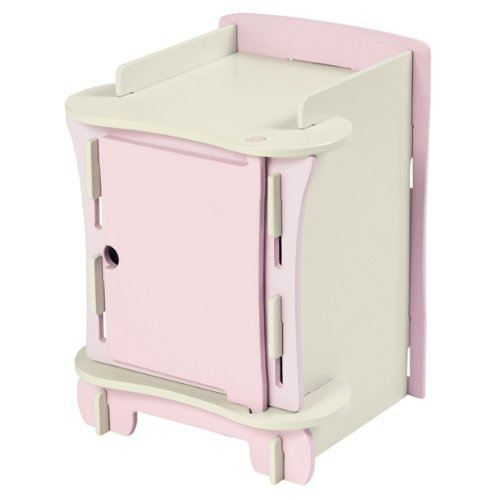 Kidsaw kinder table de chevet rose achat vente petit for Table de chevet rose