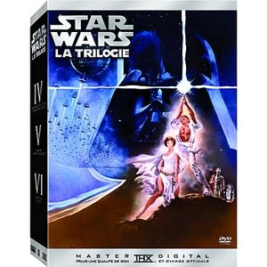 DVD FILM DVD Coffret Star Wars : la trilogie