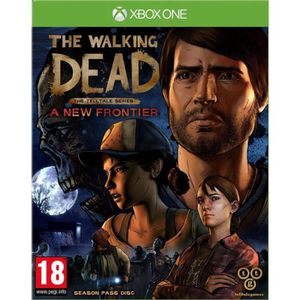 JEU XBOX ONE The Walking Dead - The Telltale Series: A new Fron