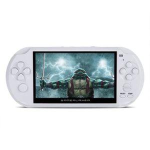 CONSOLE PS1 5.0in grand écran console de poche vidéo Street Fi