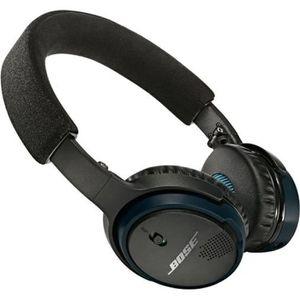 CASQUE - ÉCOUTEURS Bose SoundLink Casque avec micro sur-oreille sans
