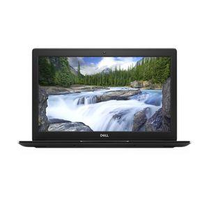 """PC Portable DELL PC portable Ultrabook Latitude 3000 3500 - Écran 39,6 cm 15,6"""" - 1920 x 1080 - Core i5 i5-8265U - 8 Go RAM - 256 Go SSD - Noir pas cher"""