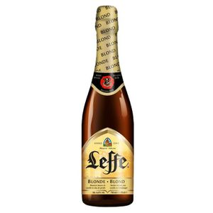 BIÈRE LEFFE Bière blonde Bouteille Alc. 6,6% vol. 75cl