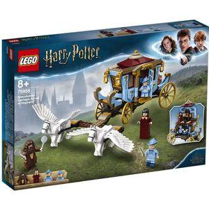 ASSEMBLAGE CONSTRUCTION LEGO® Harry Potter™ 75958 Le carrosse de Beauxbâto
