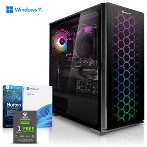 UNITÉ CENTRALE  Megaport PC Gamer Intel Core i5-9500F 6x 3.00GHz •