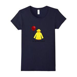 T-SHIRT T-shirt Halloween d'horreur de ballon