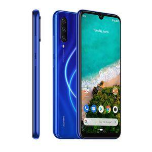 SMARTPHONE Xiaomi A3 4Go 64Go Bleu Subtil Smartphone 4G Tripl