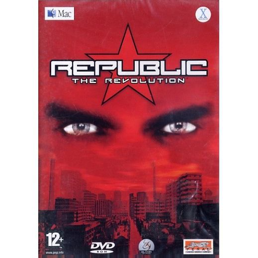 JEU PC REPUBLIC : The revolution / MAC DVD-ROM