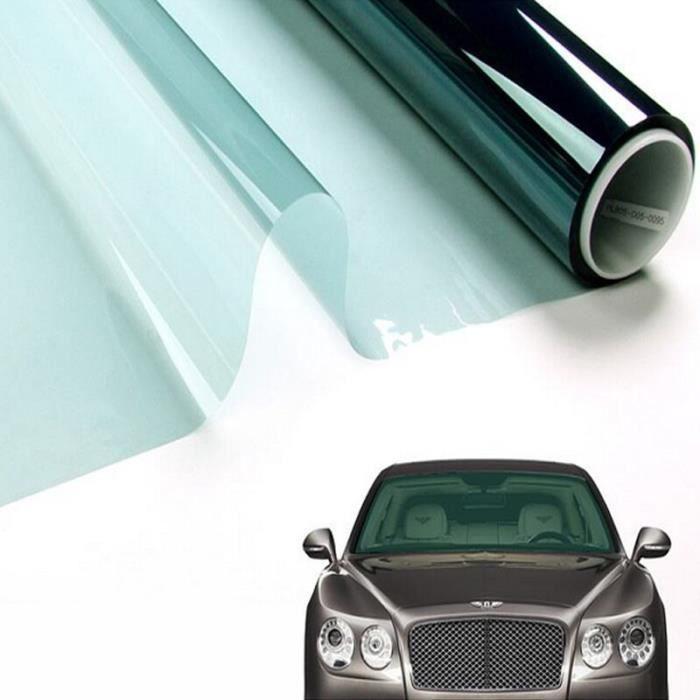DE Construction 60 x100ft Roll Rouge HOHO Vision /à Sens Unique Solaire Teinte Film pour vitres Argent Verre R/éfl/échissant Autocollant Film pour la Maison