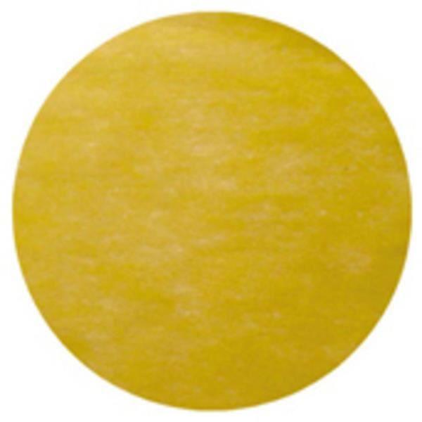 Set de table rond jaune (x50) REF/2812