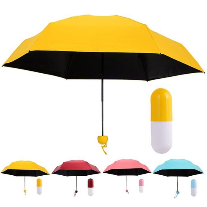Gonex Parapluie Pliant Automatique Coupe-Vent Anti-UV Compact Incassable et L/éger pour Homme Femme