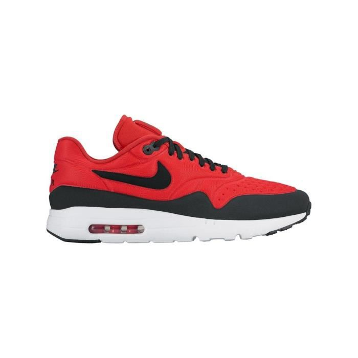 Ultra Max Baskets Nike Air 1 Rouge 354RAjL