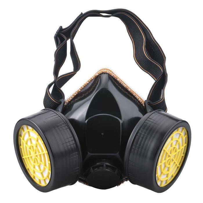 masque a gaz chimique 3m