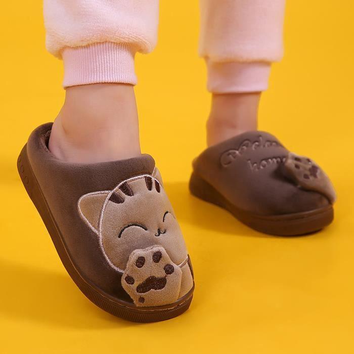 ChayChax Pantoufles de Bain Enfants L/éger Maison Pantoufles Antid/érapant Sandales de Piscine Plage pour Garcon Filles