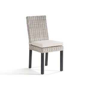 a de de salle Lot coussin chaises manger 4 chaise avec de cuisine F1lKcJT