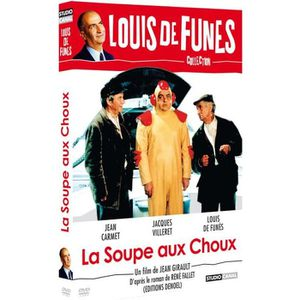 DVD FILM DVD La soupe au choux