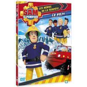 DVD DESSIN ANIMÉ DVD Sam le pompier - Les héros de la tempête