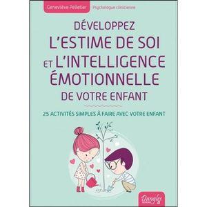 LIVRE ENFANT FAMILLE Développez l'estime de soi et l'intelligence émoti