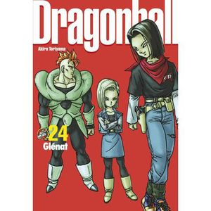 MANGA Dragon Ball perfect edition Tome 24