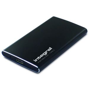 DISQUE DUR EXTERNE Integral - SSD Portable 240 Go, USB 3.1 Gen2 & Typ