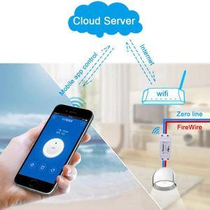 INTERRUPTEUR Sonoff Wifi Switch Module Smart Home Automation Sm